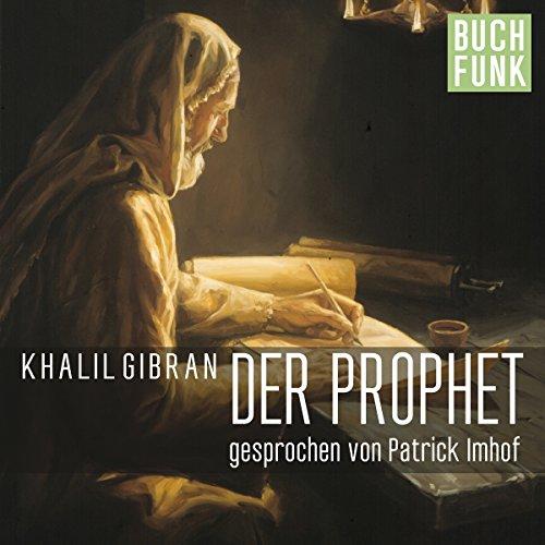 Der Prophet audiobook cover art