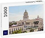 Lais Puzzle La Habana, Capitolio, Cuba 1000 Piezas