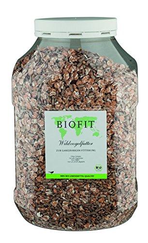BIOPUR Bio Wildvogelfutter 2,5kg