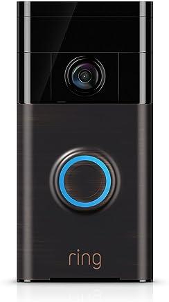 Ring Video Doorbell (Venetian Bronze)