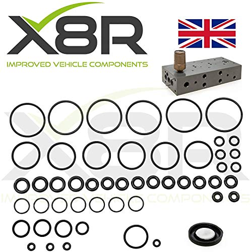 P38 Suspension Air Valve Eas Bloc O + Diaphragme Kit Réparation