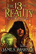 The Hunt for Dark Infinity   [13TH REALITY BK02 HUNT FOR DAR] [Paperback]