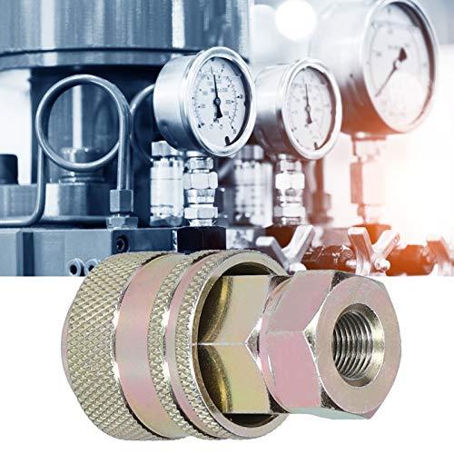 G1 / 8inテストアダプター、油圧テストアダプター小型で保管が簡単古いものと交換するための良好な耐熱性