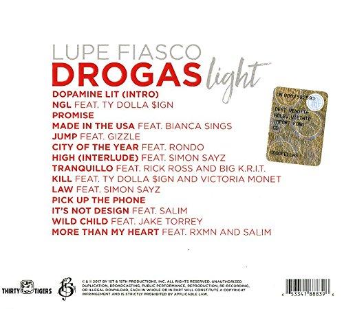 DROGAS Light