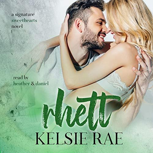 Rhett cover art