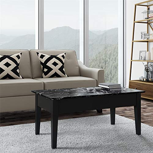 Best Marble Top Coffee Table with Lift Top