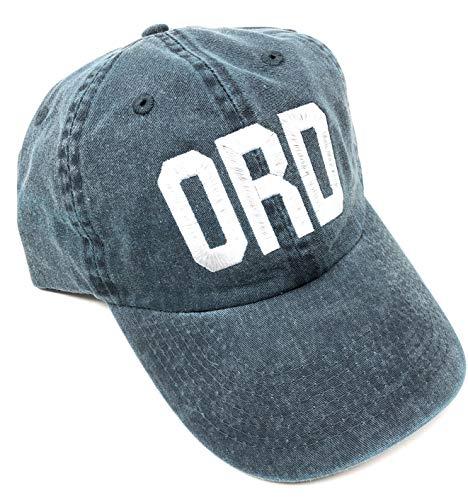 Custom Embroidered ORD O