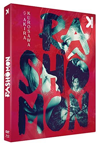 Rashomon - version restauree 4k - collector livre + blu-ray + dvd