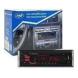 Autoradio PNI 8440, digitaler Media-Player, 4 x 45 W Car Audio FM-Radio, Auto-MP3-Player USB/SD/AUX Freisprechen mit drahtloser Fernbedienung Schwarz