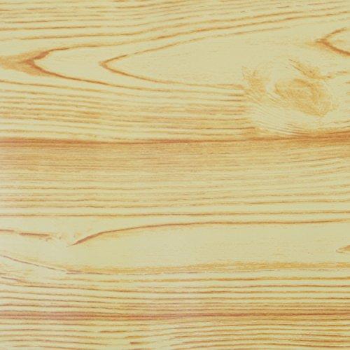 Klebefolie 200x45cm Holz Kiefer hell Dekofolie Selbstklebefolie Möbelfolie
