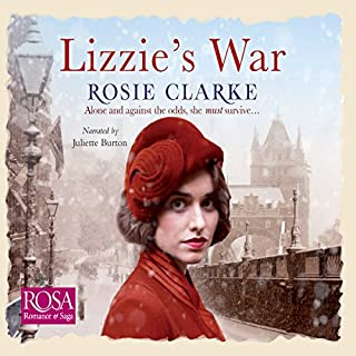 Lizzie's War     The Workshop Girls, Book 2              Written by:                                                                                                                                 Rosie Clarke                               Narrated by:                                                                                                                                 Juliette Burton                      Length: 10 hrs and 47 mins     Not rated yet     Overall 0.0