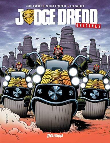 Judge Dredd : Origines