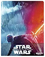 Star Wars 9 - L'Ascension de Skywalker [4K Ultra HD Blu-Ray Bonus-Édition boîtier SteelBook]