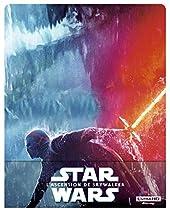 Star Wars 9 - L'Ascension de Skywalker [4K Ultra HD Blu-Ray Bonus-Édition boîtier SteelBook]