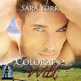 Colorado Wild audiobook cover art
