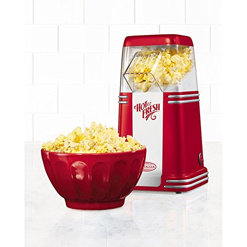hot air popcorn popper nostalgia - 7
