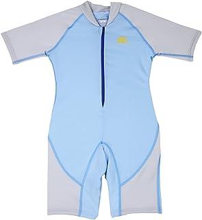 NoZone Boys Ultimate一体型太陽保護用Swimsuit?–?UPF 50?+