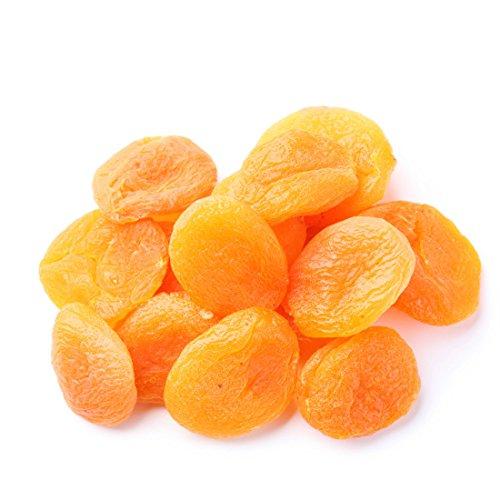 Aprikosen   getrocknet   geschwefelt, Premium Qualität, ungezuckert, 500 g
