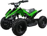 Fit Right 2020 Mars Kids 24V Mini Quad ATV, Dirt Motor Electric Four...