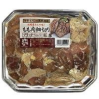 阿波尾鶏 鶏肉 地鶏 熟成鶏肉 鶏焼肉 冷凍鶏肉 冷凍焼肉 ブラックペッパー味 もも細切り 400g【冷凍便別送】