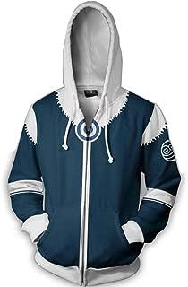 Hot Anime Avatar The Last Airbender Katara Cosplay Costume Hoodie Jacket