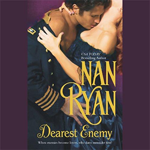 Dearest Enemy  audiobook cover art