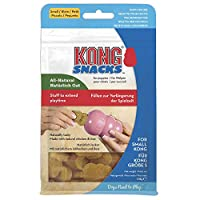 Delicious Flavours: Irresistible and delicious chicken liver flavour puppy treat biscuits to engage and delight your puppy. Available in a range of pack sizes. Stuff Your KONG Toys: Great for stuffing into treat dispensing dog toys like KONG Puppy an...