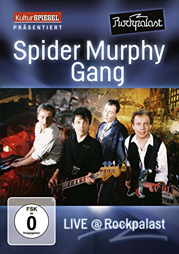 Spider Murphy Gang - Live At Rockpalast (Kultur Spiegel)