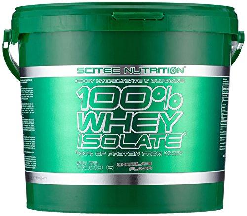 Scitec Nutrition Protein Whey Isolate, Schokolade, 4000g