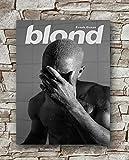 Zero.o Frank Ocean Blond Poster Standardgröße | 45,7 x 61