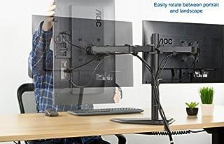 VIVO شاشة عرض LCD ثنائية مع قاعدة للبيع