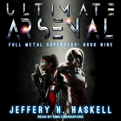 Ultimate Arsenal cover art