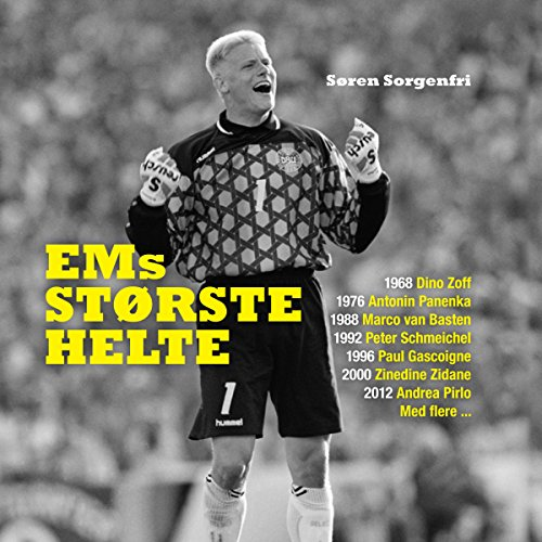EMs største helte audiobook cover art