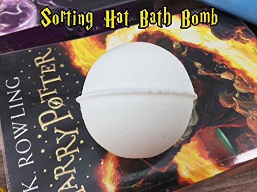 Harry Potter Sorteren Hoed Bad Bomb   Zweinstein Wizard   In welk Huis zal uw lot liegen?   Gratis Geest Bad en Lichaam