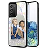 Customized Case for Samsung Galaxy S20 FE 5G Personalized Custom Picture Phone Case Customizable Slim Soft and Hard Tire Shockproof Protective Phone Cover Case Make Your Own Phone Case