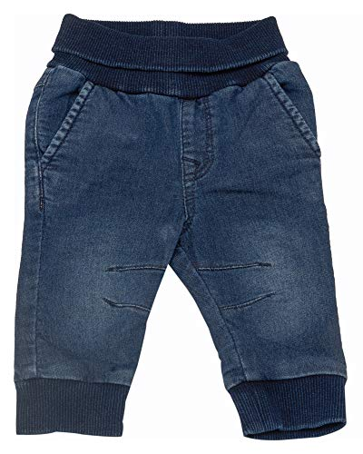 Sigikid Baby-Jungen Jeans, Blau (Indigo 212), (Herstellergröße: 92)