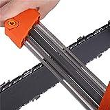 Maayun - Lima fácil 2 en 1 herramienta de amolado de cadena 5/32 P 4,0 mm de la cadena de motosierra de cadena