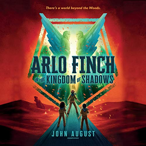 Arlo Finch in the Kingdom of Shadows cover art