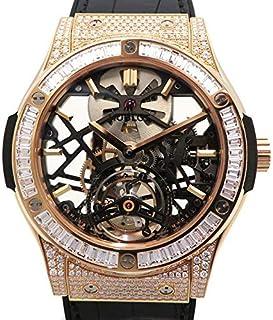 ウブロ HUBLOT クラシックフュ-ジョン クラシコスケルトントゥ-ルビヨン ダイヤモンド 505.OX.0180.LR.0904 新品 腕時計 メンズ (W162685) [並行輸入品]