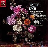 André Spielt Bach Konzert Für Violine Und Trompete Brandenburgisches Konzert Nr. 2 [Vinyl LP] -