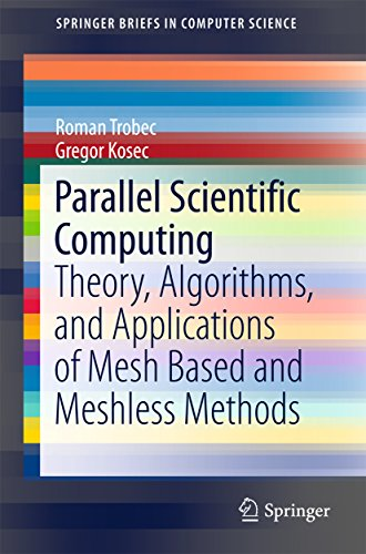 Parallel Scientific Computing: Theory, Algorithms, and Applications of Mesh Based and Meshless Methods (SpringerBriefs in Computer Science) (English Edition)