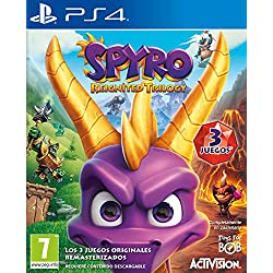 Spyro Reignited Trilogy & Crash Bandicoot N.Sane Trilogy: Amazon ...