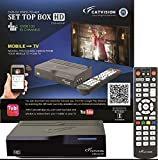 Catvision Set Top Box WiFi for DD Freedish and with Feature of Mobile Cast to Television from Android Phone or Tablet, HDMI Connectivity and 2 Years Warranty