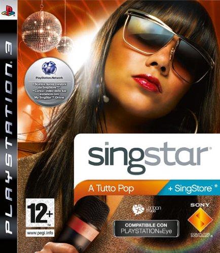 Singstar A Tutto Pop