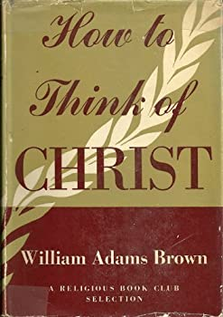 Hardcover How to Think of Christ Book