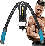 GEEZO Twister Arm Exerciser - Adjustable 22-440lbs Hydraulic Power/Home Chest Expander Shoulder...