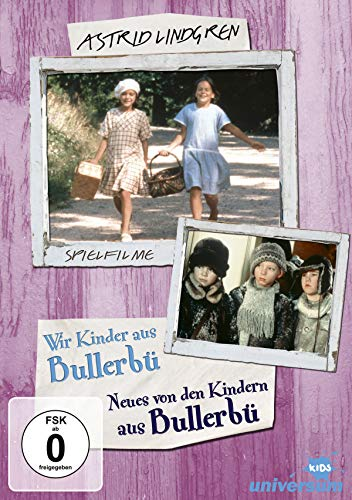 Wir Kinder aus Bullerbü / Neues von den Kindern aus Bullerbü (2 DVDs)
