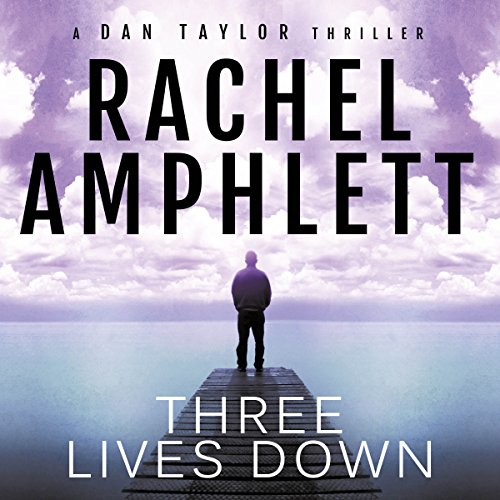 Three Lives Down audiobook cover art