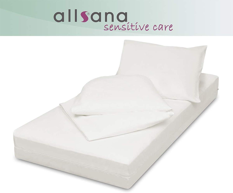 Allsana Allsana Allsana Encasing Set  90x200x24 155x220 80x80cm, Allergiker Bettwäsche Kissenbezug+Deckenbezug+Matratzenbezug B00OKS8YWE f3ecc5