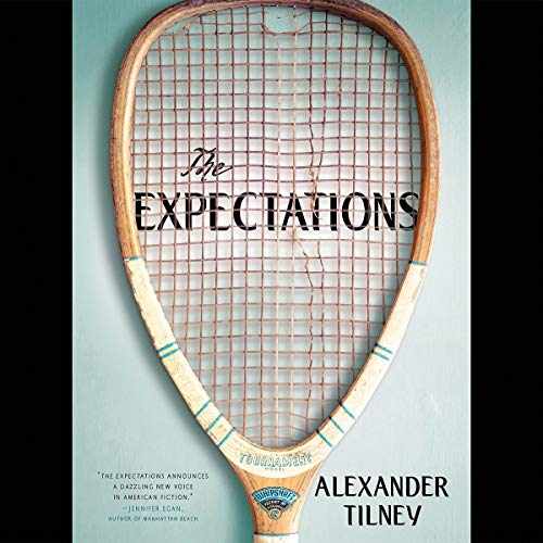 The Expectations audiobook cover art